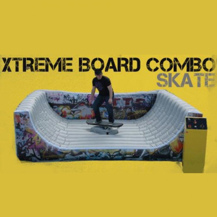 Extreme Skate Board