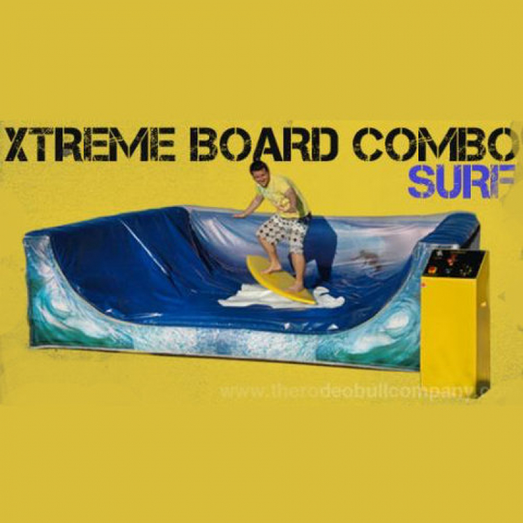Extreme Surf Board